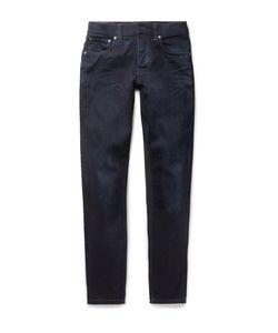 Nudie Jeans Co | Grim Tim Slim-Fit Organic Stretch-Denim Jeans Dark