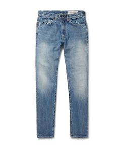 Kapital | Okabilly Slim-Fit Distressed Denim Jeans