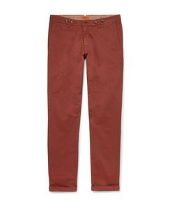 Barena | Rampin Stino Stretch-Cotton Twill Trousers