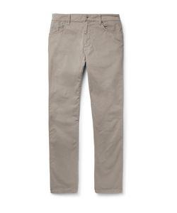 Hackett | Trinity Slim-Fit Stretch-Cotton Twill Trousers
