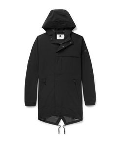 NN07 | Fisher Waterproof Stretch-Shell Parka