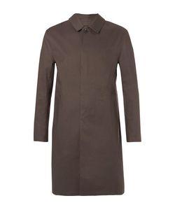Kingsman | Mackintosh Bonded-Cotton Raincoat