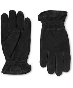 Hestra | Ymer Fleece-Lined Nubuck Gloves