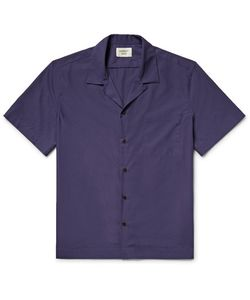 Everest Isles | Camp-Collar Woven Shirt