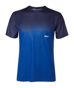 Soar Running | Two-Tone Mesh T-Shirt