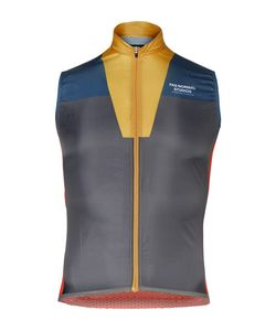 Pas Normal Studios | Solitude Mesh And Shell Cycling Gilet