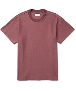 Fanmail | Slub Hemp And Organic Cotton-Blend T-Shirt