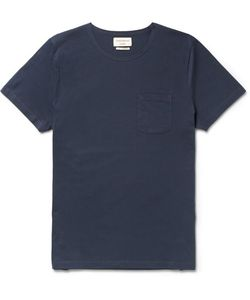 Oliver Spencer Loungewear | Supima Cotton-Jersey T-Shirt