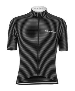 CAFÉ DU CYCLISTE | Francine Striped Cycling Jersey