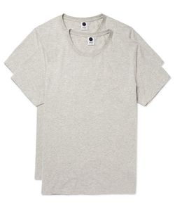 NN07 | Two-Pack Slim-Fit Pima Cotton-Jersey T-Shirts
