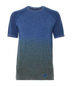 Adidas Sport   Dégradé Primeknit T-Shirt