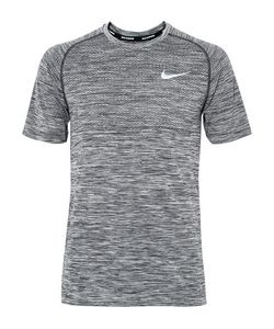 Nike Running | Knit-Panelled Dri-Fit T-Shirt