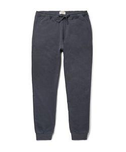 Oliver Spencer Loungewear | Fleece-Back Cotton-Jersey Sweatpants