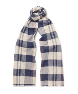 J.Crew | Checked Cotton Scarf