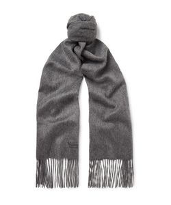 Mulberry | Mélange Cashmere Scarf