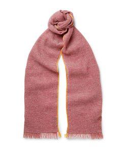 BERLUTI   Cashmere And Linen-Blend Scarf