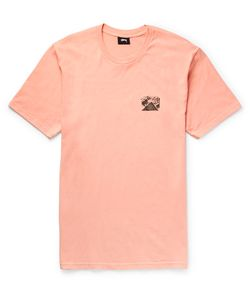 Stüssy | Giza Printed Cotton-Jersey T-Shirt