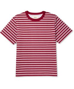 Noon Goons | Surfer Striped Cotton-Jersey T-Shirt