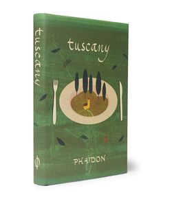 Phaidon | The Spoon Tuscany Hardcover Book