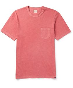 Faherty   Slub Cotton-Jersey T-Shirt