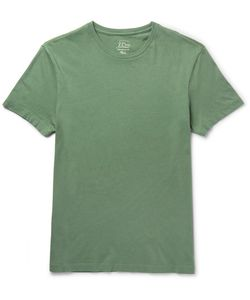 J.Crew | Broken-In Slim-Fit Brushed-Cotton Jersey T-Shirt