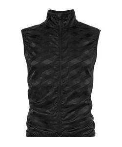CAFÉ DU CYCLISTE | Jacqueline Windproof Stretch-Jacquard Cycling Gilet