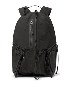 Master-Piece | Game Water-Resistant Nylon Backpack