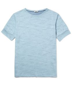 Eidos | Mélange Cotton-Jersey T-Shirt