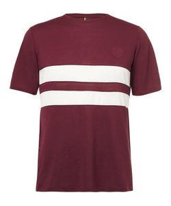 Iffley Road | Cambrian Striped Drirelease T-Shirt