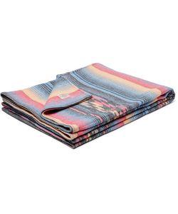 Faherty | Adirondack Brushed-Cotton Jacquard Blanket