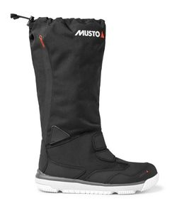 Musto Sailing | Ocean Racer Waterproof Rubber-Trimmed Cordura Sailing Boots