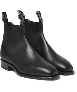 R.M.Williams   Leather Chelsea Boots