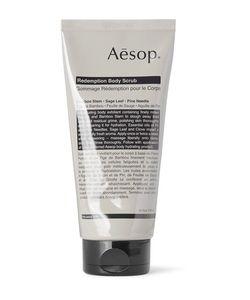 Aesop | Redemption Body Scrub 180ml