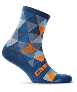 Castelli | Fausto Stretch-Knit Cycling Socks