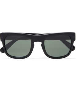 MOSCOT | Common Projects Type 1 Square-Frame Acetate Sunglasses