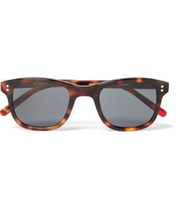 Oliver Spencer | Spencer Square-Frame Tortoiseshell Acetate Sunglasses