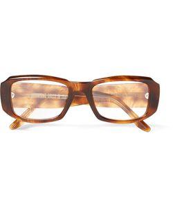 CUTLER & GROSS   Square-Frame Acetate Optical Glasses