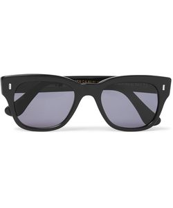 CUTLER & GROSS | Cutler And Gross Square-Frame Acetate Sunglasses
