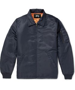 Stüssy   Shell Flight Jacket