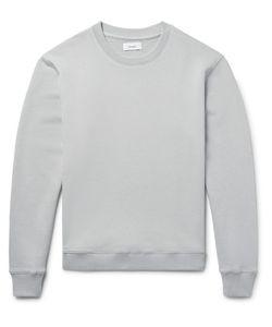 Fanmail | Standard Loopback Organic Cotton-Jersey Sweatshirt