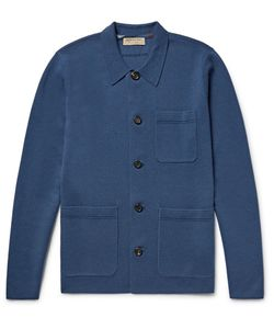 Burberry | Cashmere And Cotton-Blend Cardigan