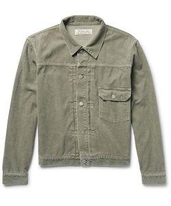 Remi Relief | Cotton-Blend Corduroy Jacket