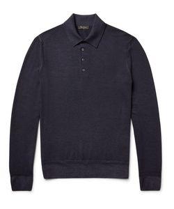 BERLUTI   Wool Polo Shirt