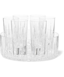 Linley | Trafalgar Shot Glass And Cooler Set