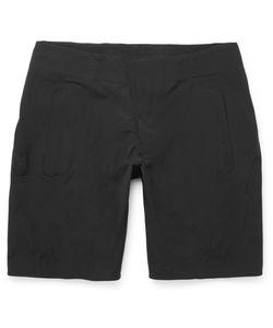 DESCENTE | Boa Slim-Fit Waterproof Shell Shorts