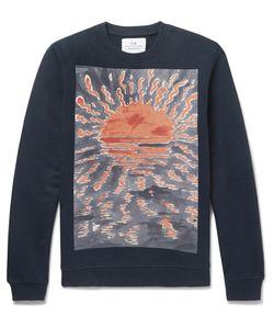Folk | Goss Brothers Setting Sun Loopback Cotton-Jersey Sweatshirt