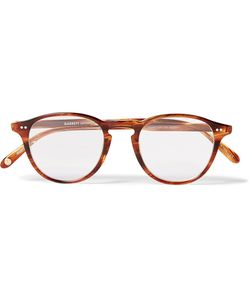 Garrett Leight California Optical | Hampton Round-Frame Acetate And Tone Optical