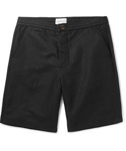 Oliver Spencer | Ragley Linen And Cotton-Blend Shorts