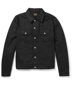 JEAN SHOP | Wayne Slim-Fit Selvedge Denim Jacket
