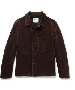 MARGARET HOWELL | Mhl Cotton-Corduroy Jacket